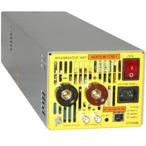 анализатор аккумуляторов и аккумуляторных батарей АСК75.48.1750.1