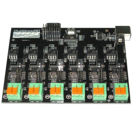 Многоканальный регистратор данных USB самописец МРД420.6Г